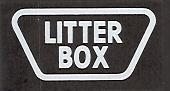 Litter Box Decal