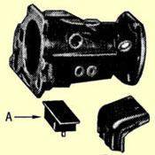 A. Mount For Closed Driveshaft