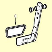 Brake & Clutch Pedal Pad