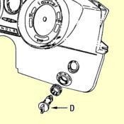 D. Ignition Lock Cylinder & Keys