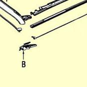 B. Front Bow Latch-Unit Assembly
