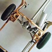 Rear End Axle Parts