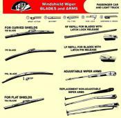 W/W Blade Refill Set