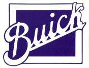 Buick Logo Decal