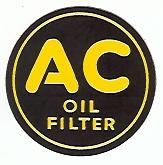 Oil Filter Decals And Tags