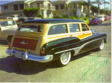 1950 Estate Wagon - Owner: Jay N.