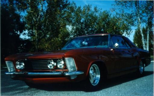 1964 Riviera - Owner: